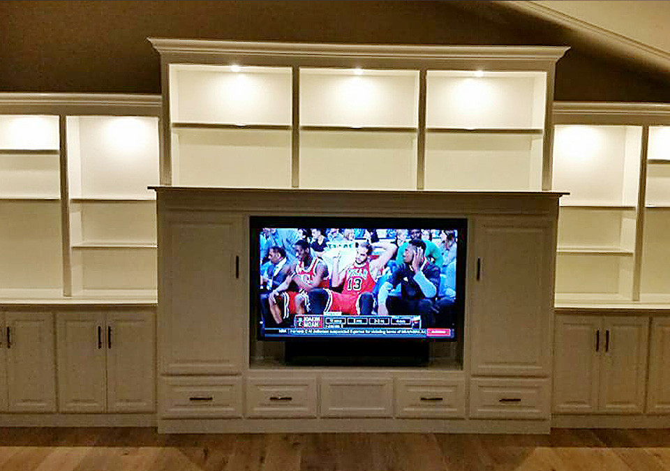 Another Wall Unit/Entertainment Center In Laguna Niguel